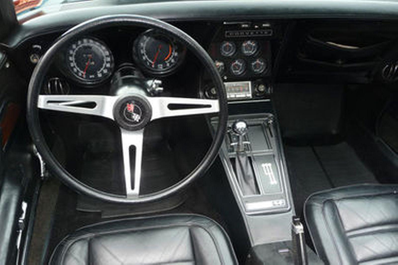 Chevrolet Corvette 'Targa' Coupe (LHD)