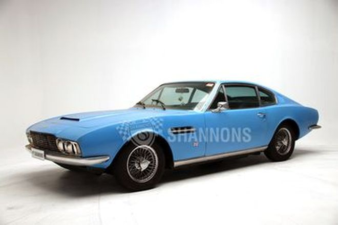 Aston Martin DBS Coupe (Project)