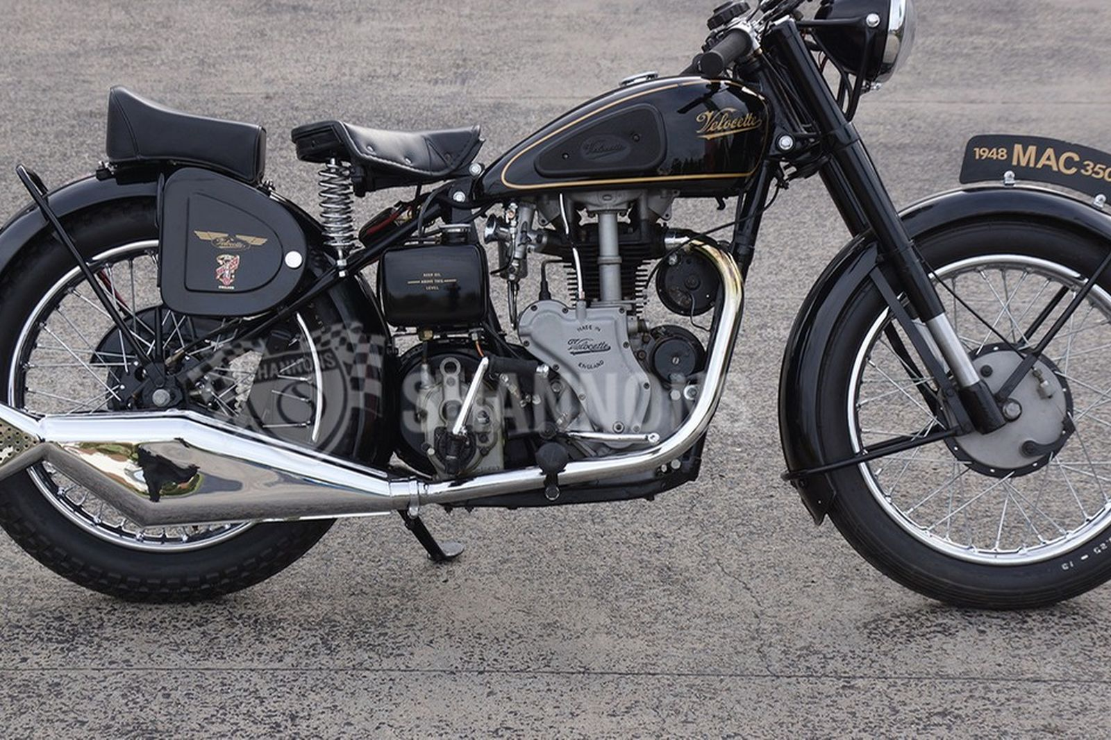 Velocette Mac 350cc Motorcycle