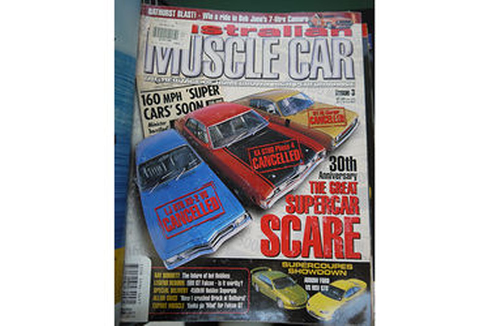 Sold Magazines Full Collection Of Australian Muscle Car Magazine