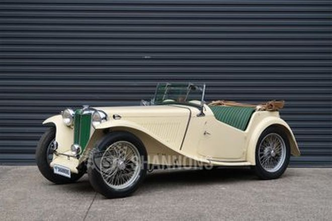MG TC Roadster (Project)