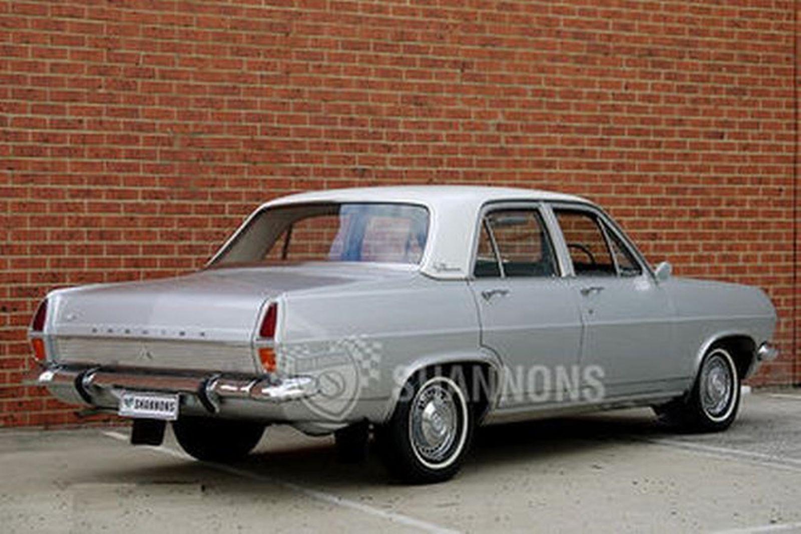 Sold Holden Hr Premier Sedan Auctions Lot 44 Shannons