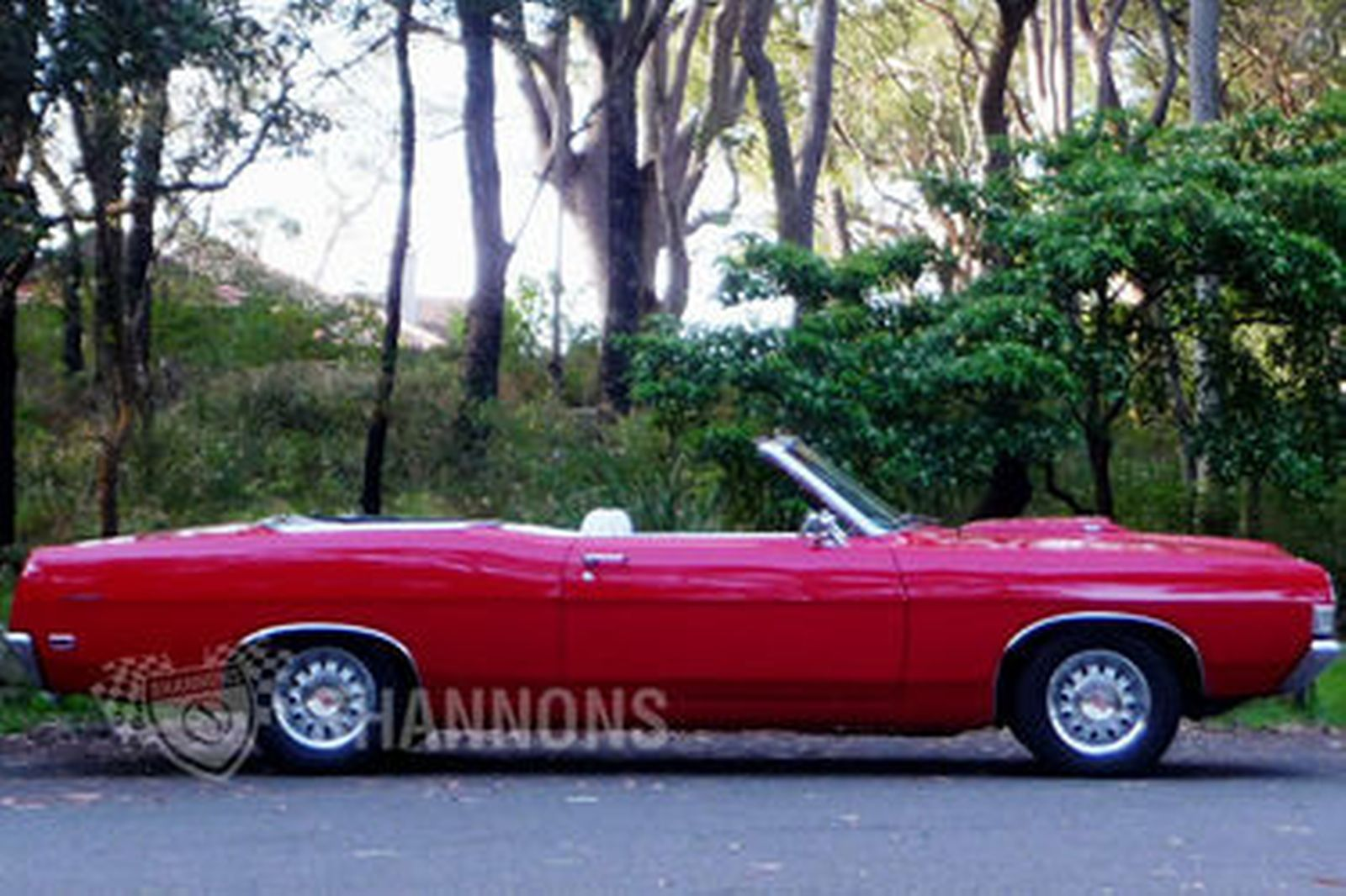 Sold Ford Torino Gt Convertible Rhd Auctions Lot 18 Shannons 1969