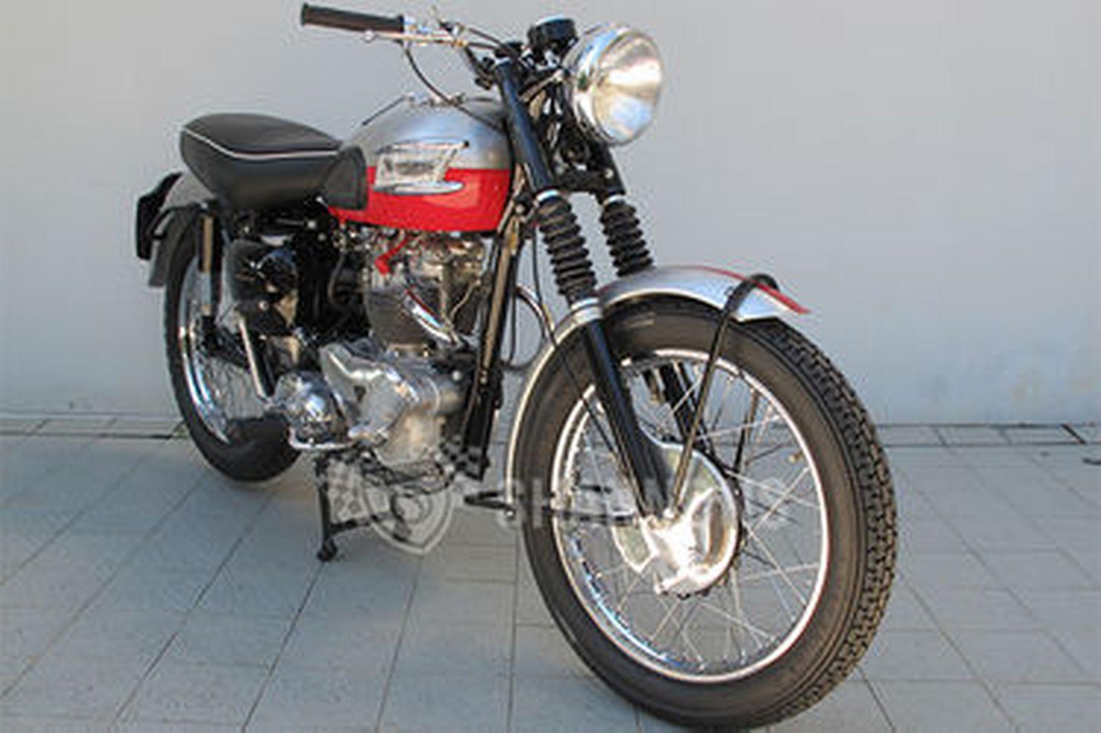 Sold Triumph Tiger 100 500cc Motorcycle Auctions Lot L