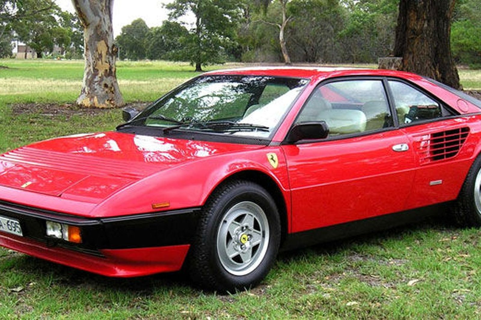 sold ferrari mondial qv coupe auctions lot 10 shannons. Black Bedroom Furniture Sets. Home Design Ideas