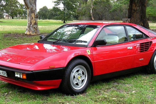 Ferrari Mondial QV Coupe