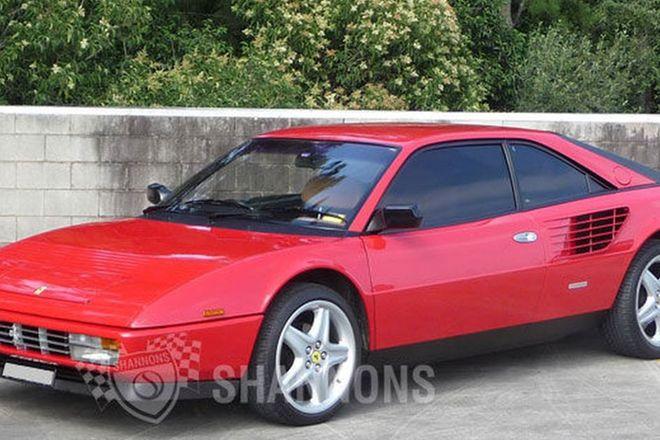 Ferrari Mondial 3.2 QV Coupe