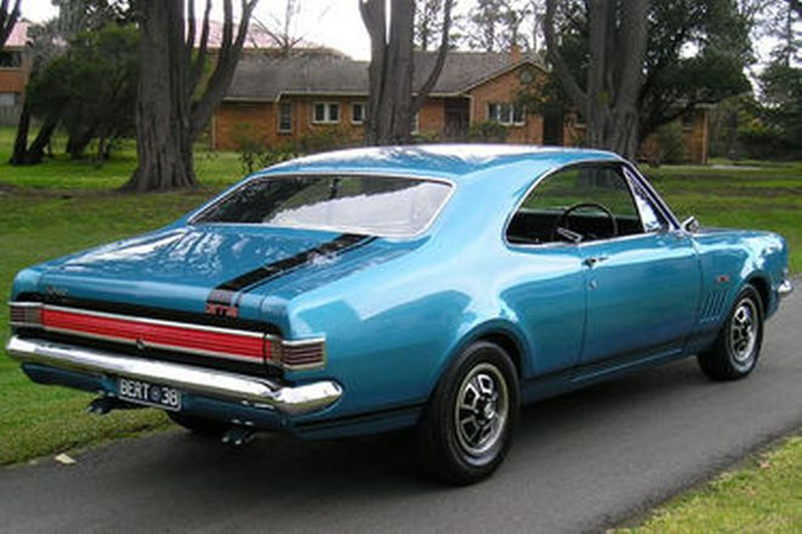 Sold Holden Hk Monaro Gts 307 Coupe Auctions Lot 39