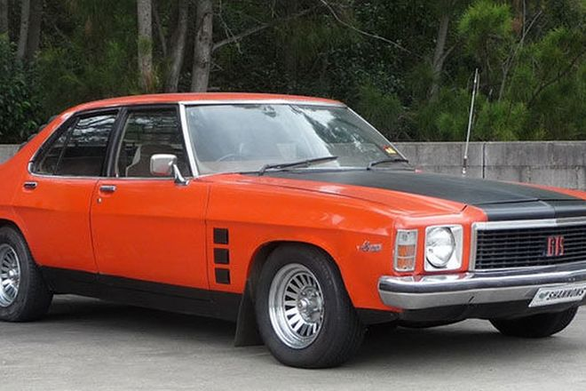 Holden HJ Monaro GTS 4.2 Sedan