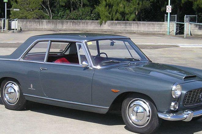 Lancia Flaminia 3B Pininfarina Coupe
