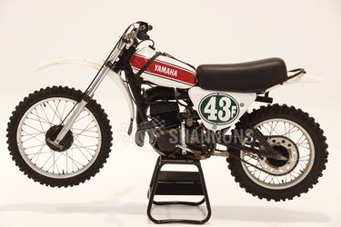 Yamaha YZ250B 250cc Motorcycle