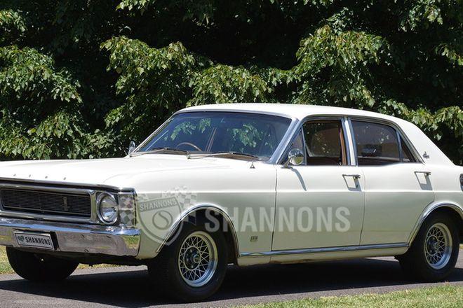 Ford XW Fairmont Sedan