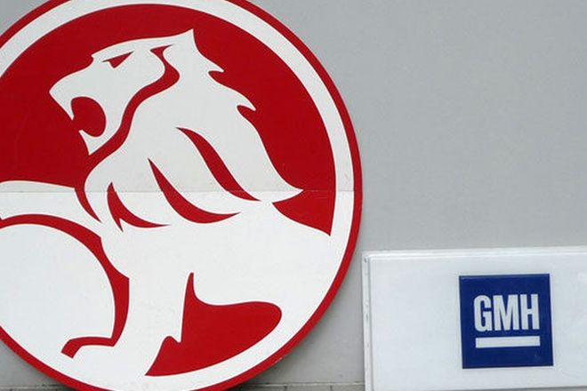 Signs x2 - GMH Dealer (1800cm diameter & 700cm x 1200cm)