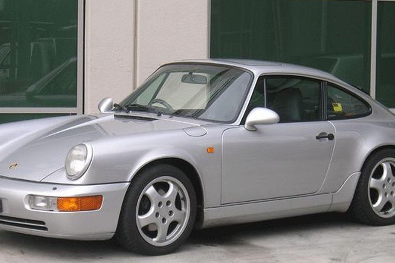 sold: porsche 911 carrera 4 coupe auctions - lot 7 - shannons