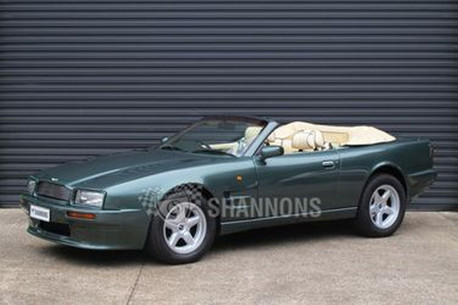 Aston Martin Virage Volante Convertible Auctions Lot Shannons - Aston martin volante