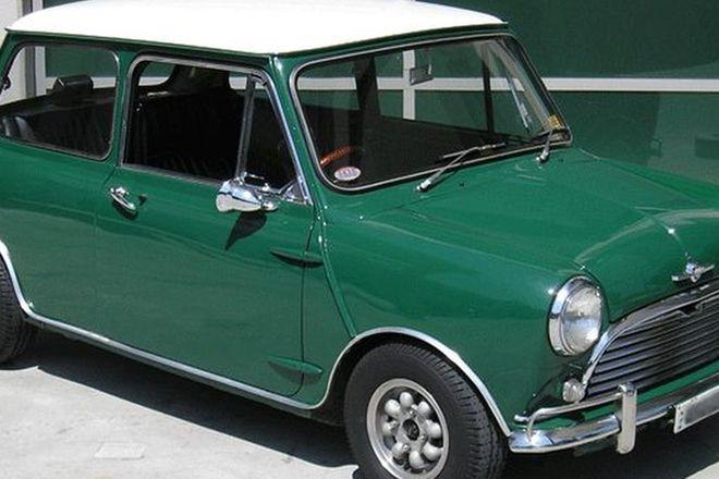 Morris Mini Cooper 'S' Mk 1 Saloon