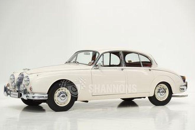Jaguar MKII 2.4 Saloon