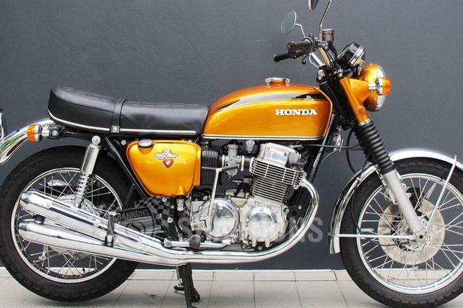 Honda CB 750 KI Motorcycle
