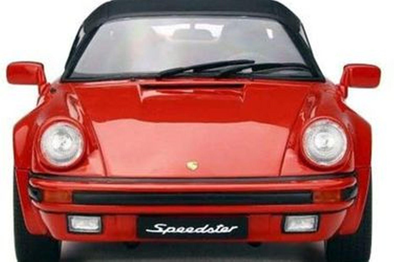 PORSCHE 911 3.2 SPEEDSTER CAB