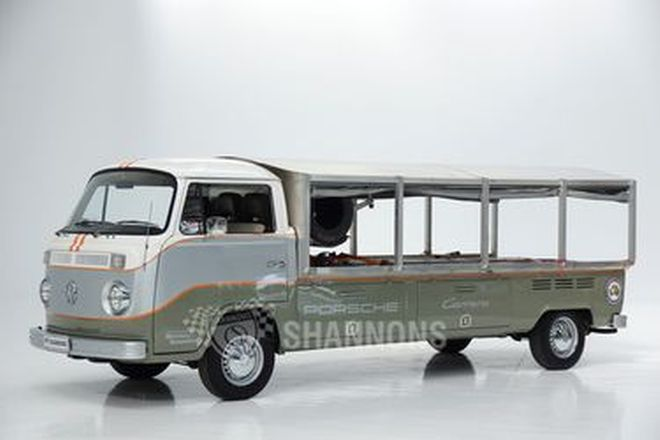 Volkswagen Kombi 'Modified' Race Transporter