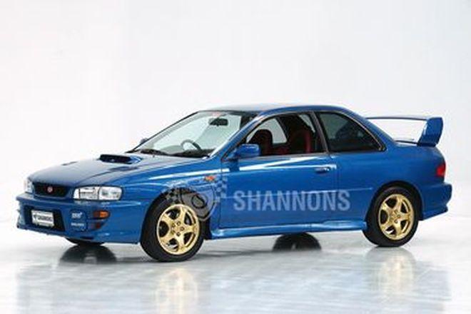 Subaru Impreza WRX STI Coupe