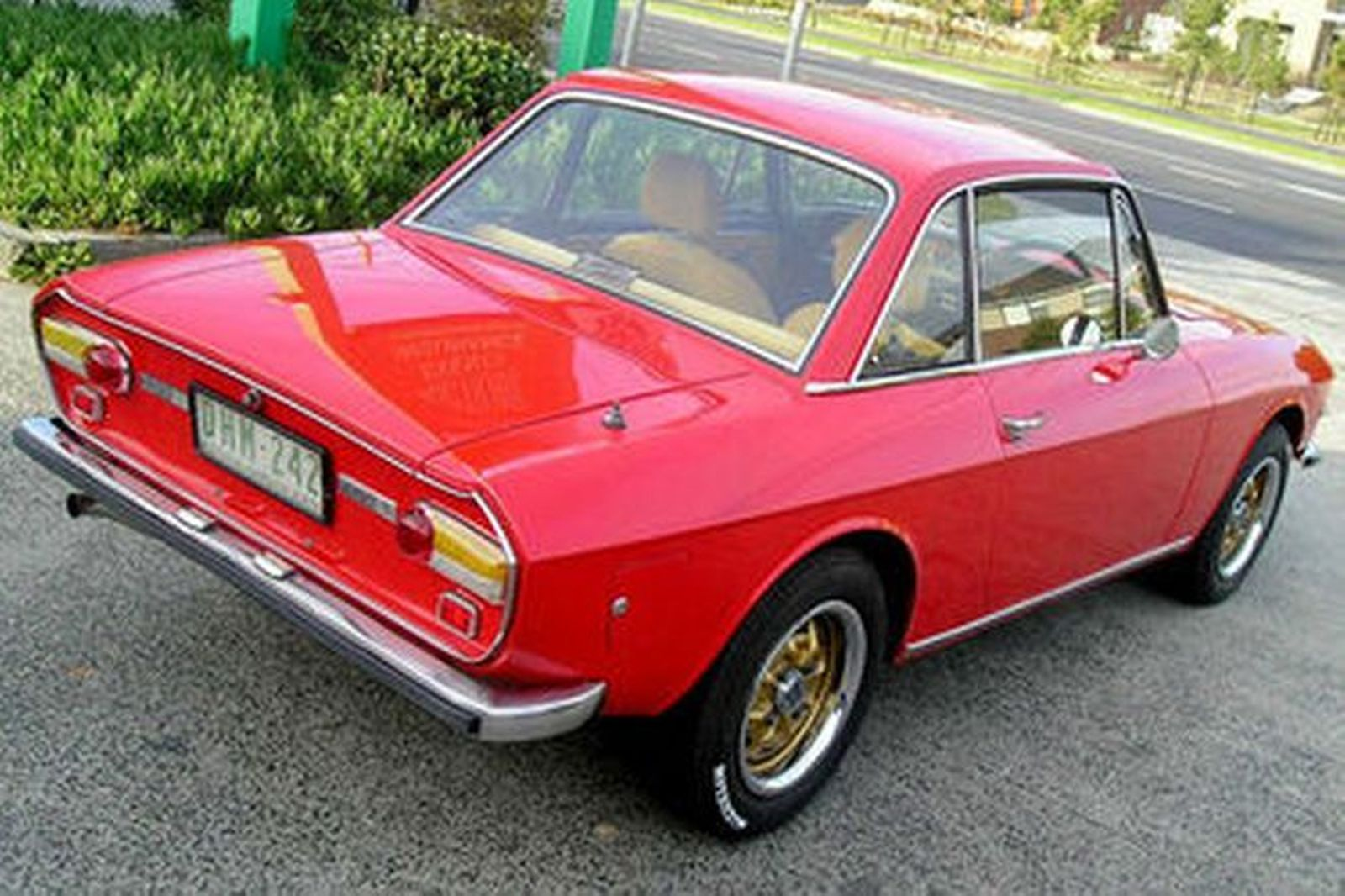 lancia fulvia series 3 coupe auctions lot 3 shannons. Black Bedroom Furniture Sets. Home Design Ideas