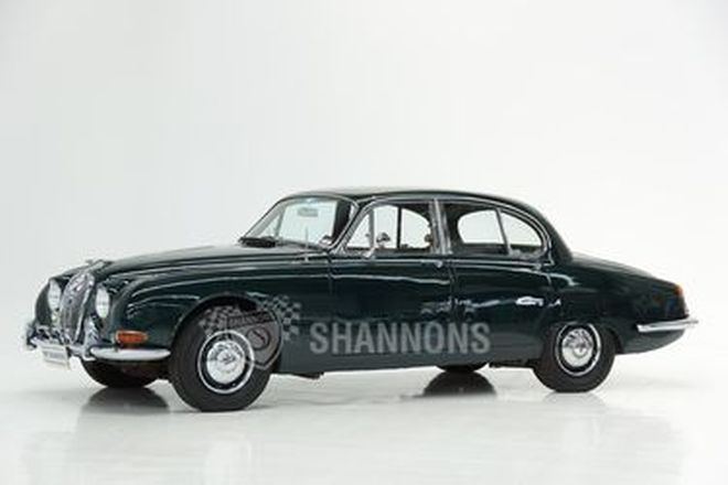 Jaguar S-Type 3.8 'Manual' Saloon