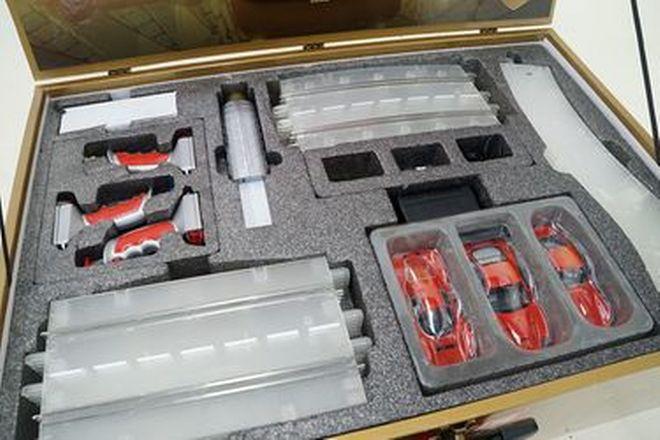 Slot Car Set - 2008 Carrera Digital 124 Ferrari Set  (Limited edition 1000 sets worldwide)