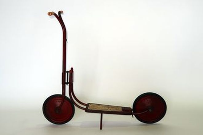 Scooter - c1960's Cyclops Scooter