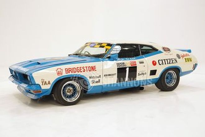 Ford XB Falcon 'Group C' Coupe Racecar