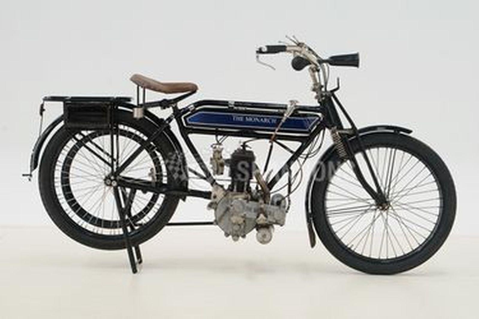 The Monarch 'Jap' 500cc Motorcycle