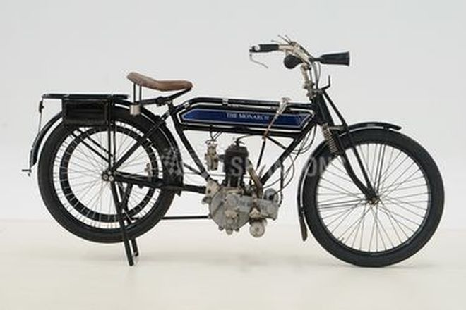 The Monarch 'Jap' 500cc Motorcycle