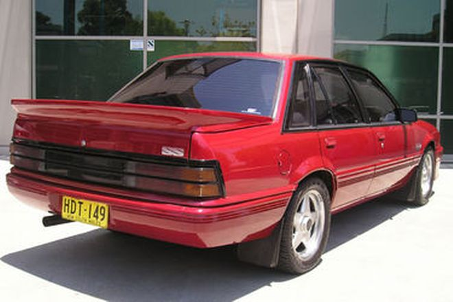 Holden VL Group A SS Sedan