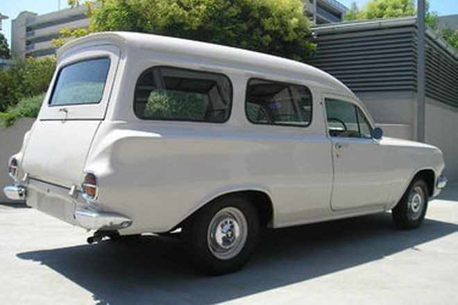 Holden EH Panel Van