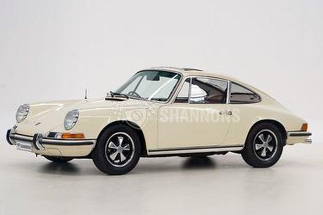 Porsche 911E 2.2 'Sportomatic' Coupe