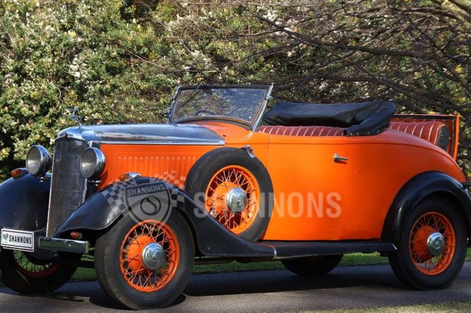 Sold Vauxhall 14 Asx Roadster Auctions Lot 15 Shannons