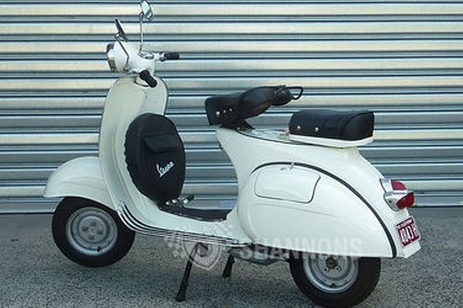 Sold Vespa 150cc Scooter Auctions Lot 1 Shannons