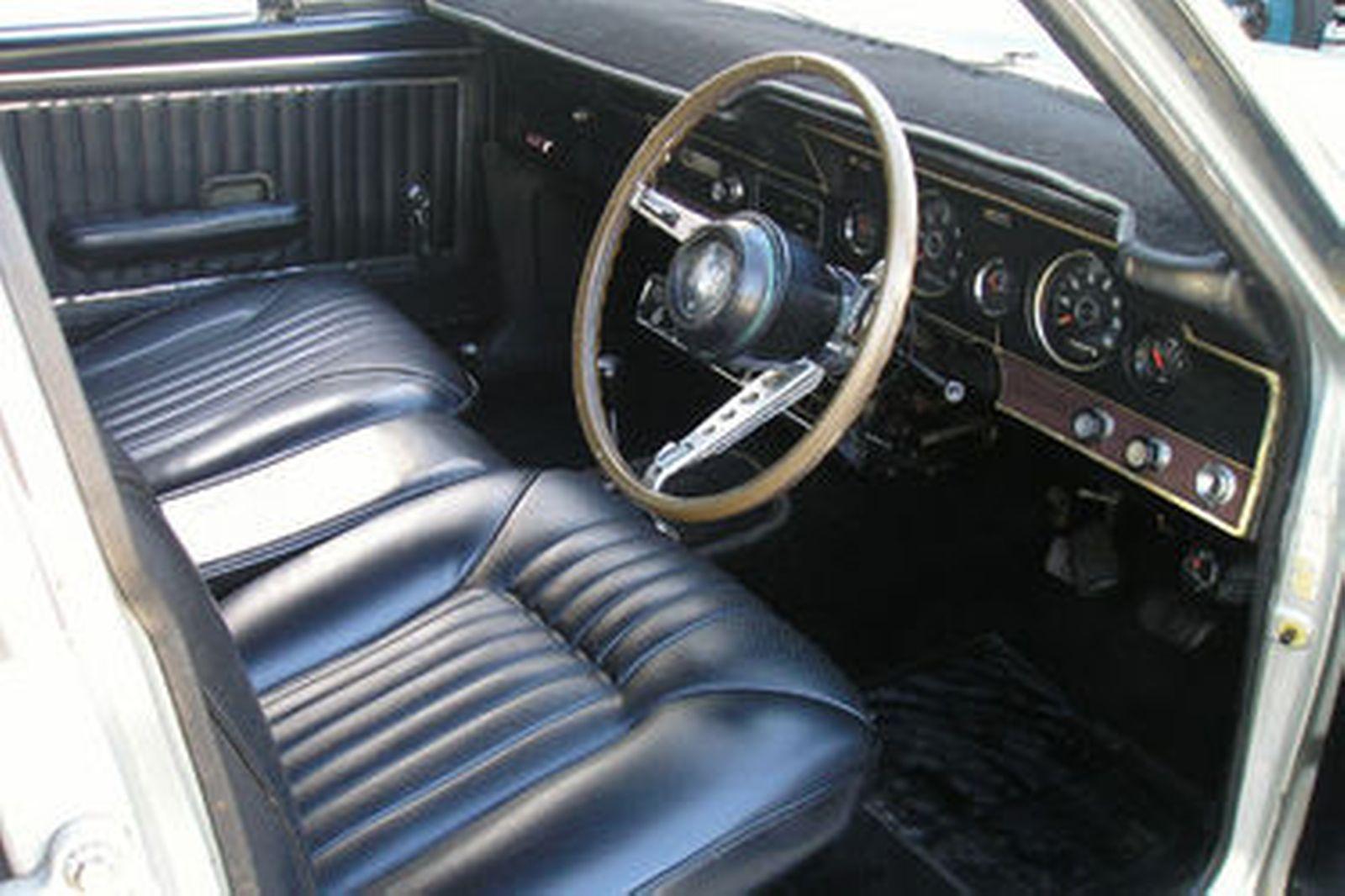 Ford Falcon XT GT Sedan