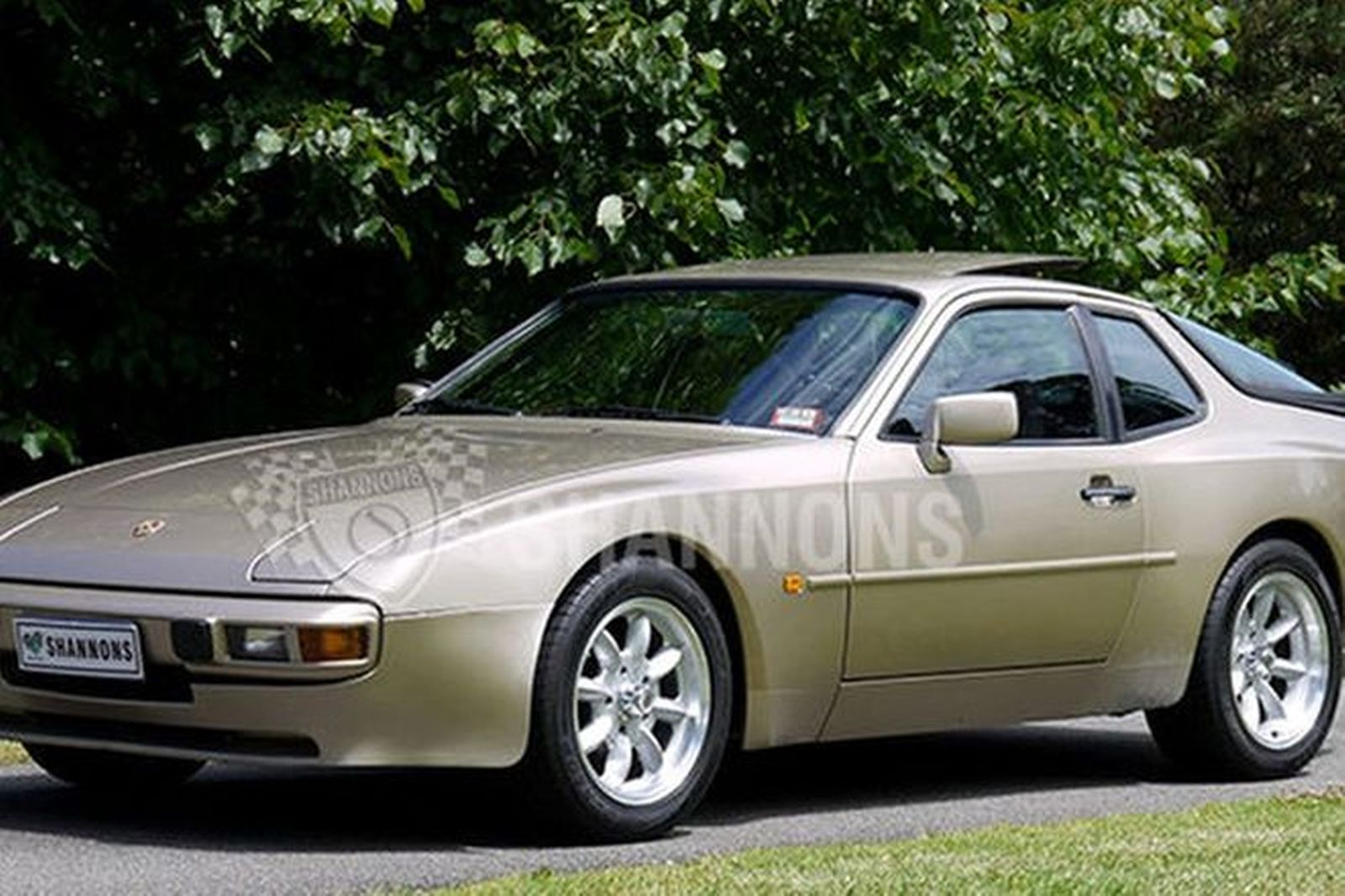 sold: porsche 944 coupe auctions - lot 21 - shannons