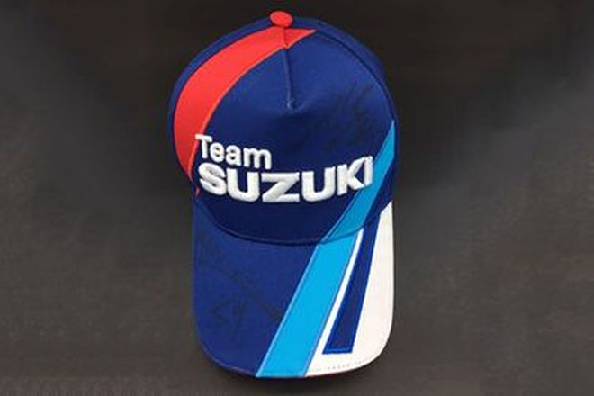 Suzuki Team Signed Cap #29 #42