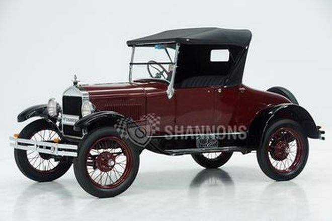 Ford Model T Roadster (RHD)