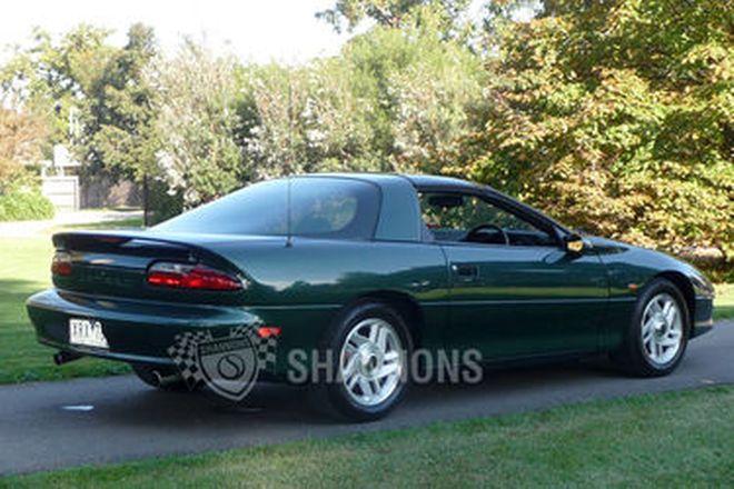 Chevrolet Camaro Targa Top Coupe (RHD)