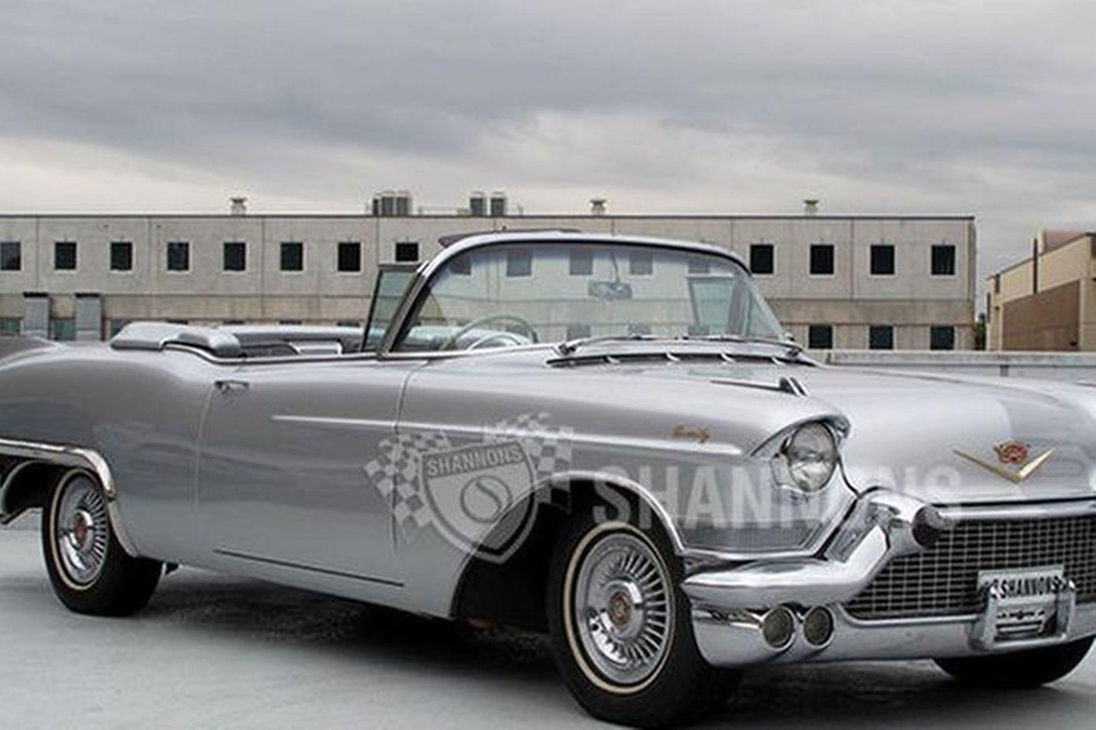 Sold Cadillac Eldorado Biarritz Convertible Rhd Auctions Lot 21