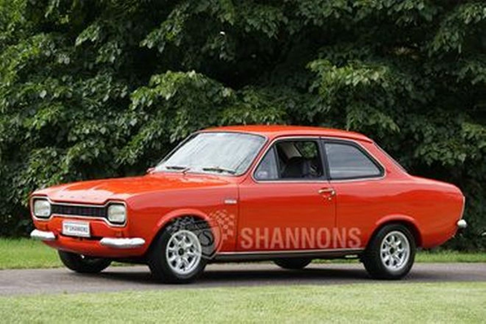 Ford Escort Twin-Cam GT 1600 Coupe