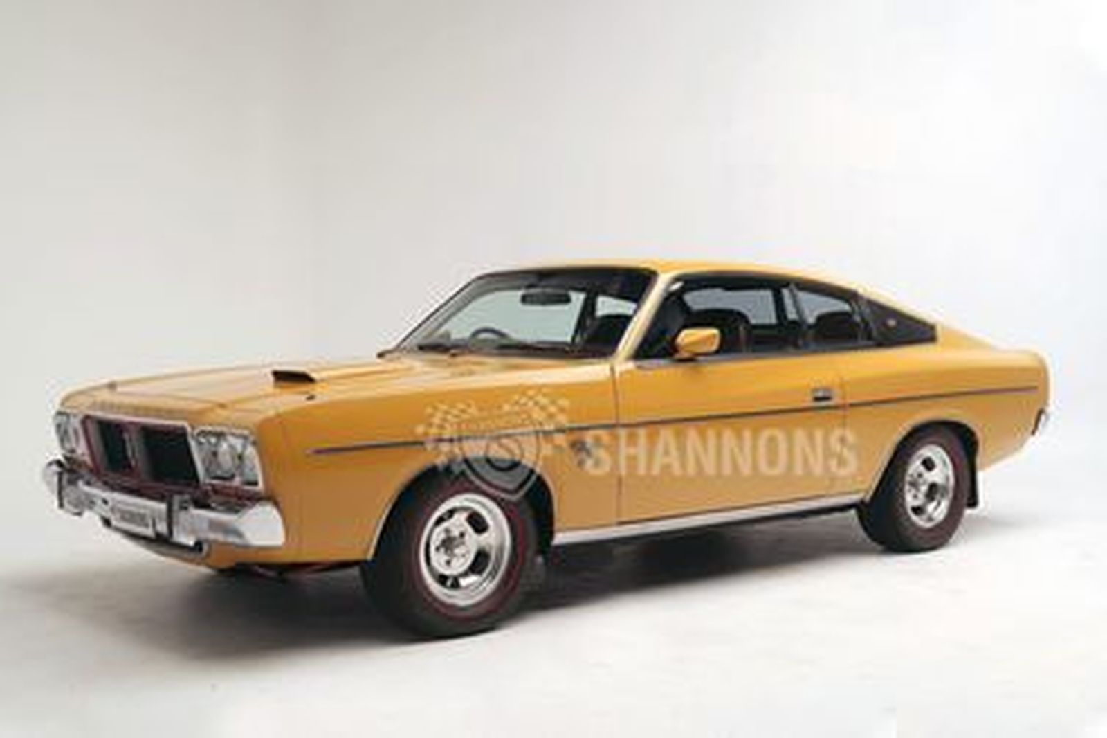 Chrysler CL Charger 770 265 'Manual' Coupe