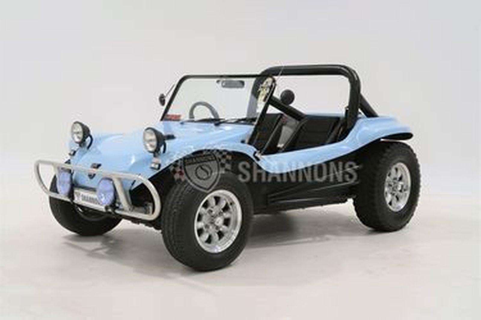 Volkswagen/Meyers Manx Beach Buggy