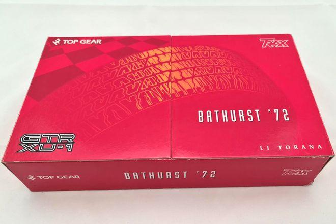 Trax 1/43 Scale Bathurst '72 Twin Pack (282W x 161H x 61D)