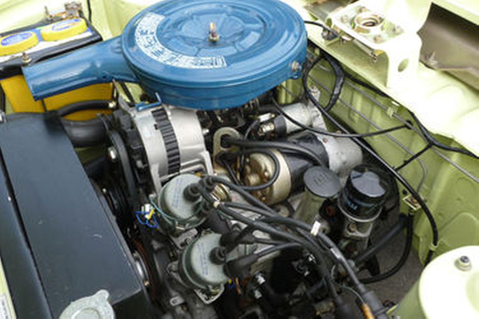 1971 Mazda R100 Engine. 1971. Engine Problems And Solutions