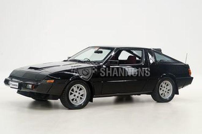 Mitsubishi JB Starion 'Turbo' Coupe