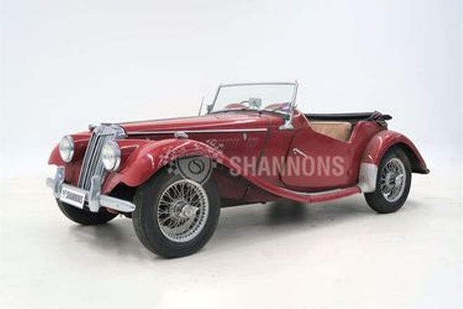 MG TF 1250 Roadster (Project)